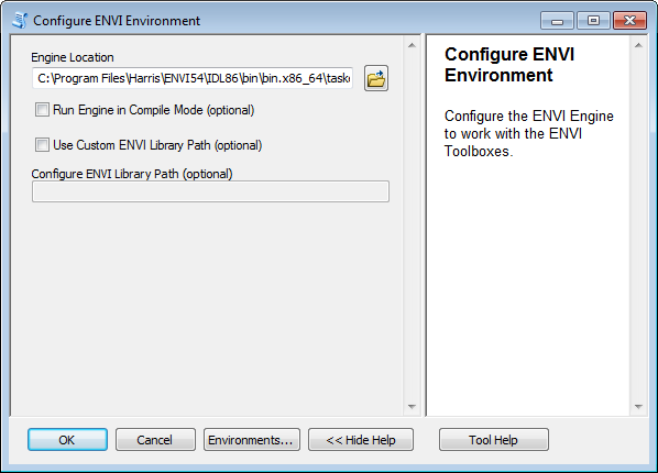 ENVI ® Py for ArcGIS ® — ENVI Py for ArcGIS 1 0 documentation