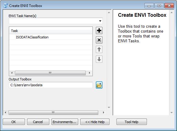 ENVI ® Py for ArcGIS ® — ENVI Py for ArcGIS 1 0 documentation
